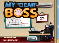 kick your boss game