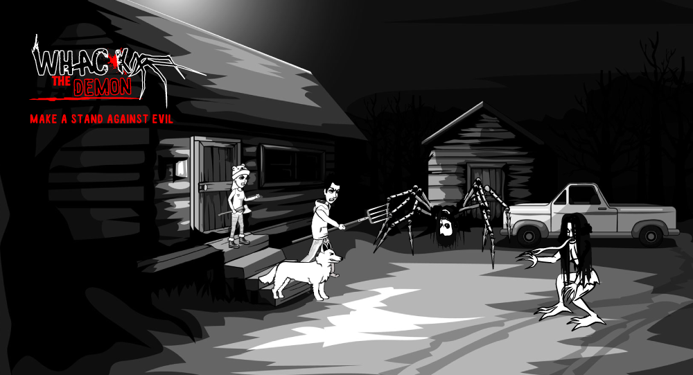Whack the Evil Dead Thing Game: The Classic Team is Back for More!