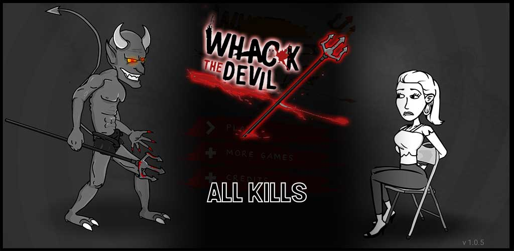 Whack the Devil Walkthrough