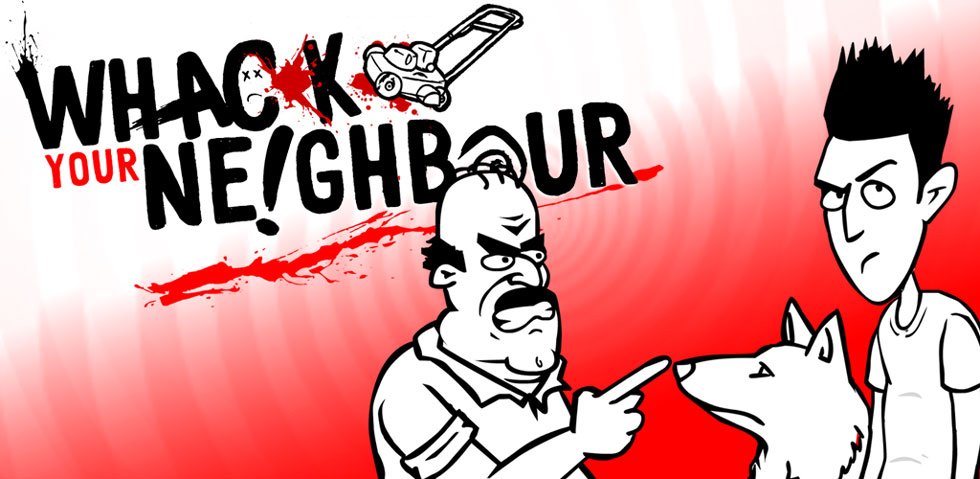 Whack Your Neighbour Game