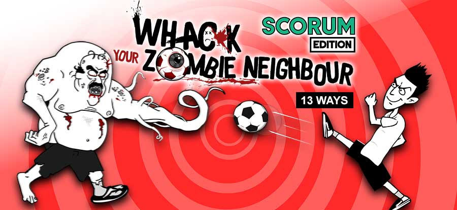 whack your zombie neighbour: view 1