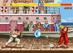 street fighter 2 ce game