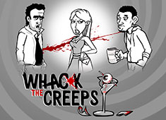 whack the creeps game