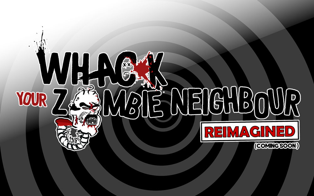 whack your Undead Neighbour: view 1