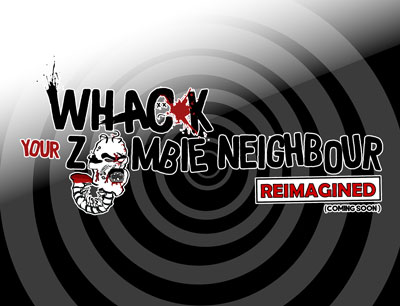 Whack Your Zombie Neighbour Game