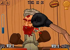Wild West Boxing game